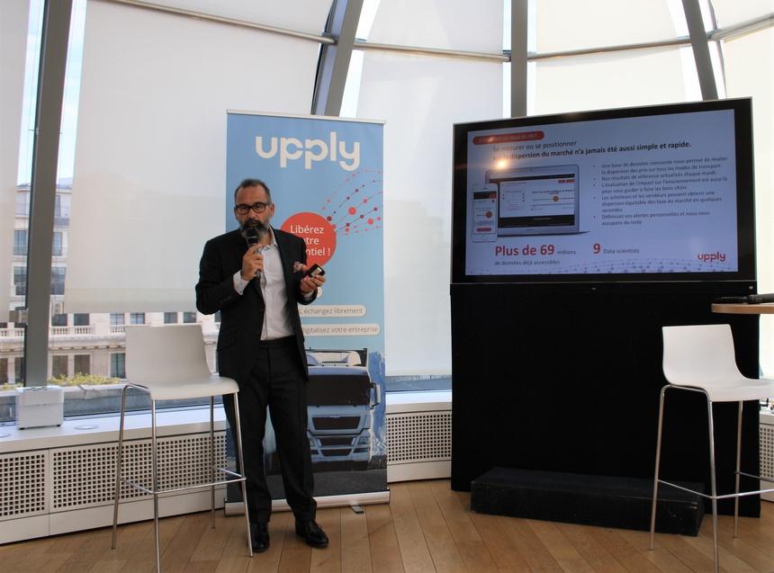 Agediss monte en puissance sur la plateforme digitale Upply