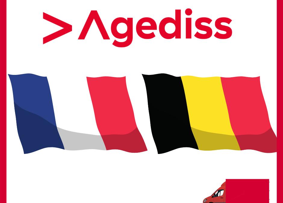 En Belgique, Agediss rachète l'activité livraison à domicile de Mondial Relay