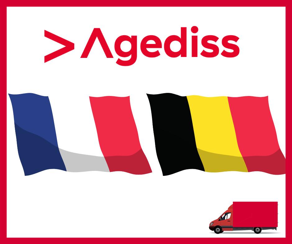 En Belgique, Agediss rachète lactivité livraison à domicile de Mondial Relay