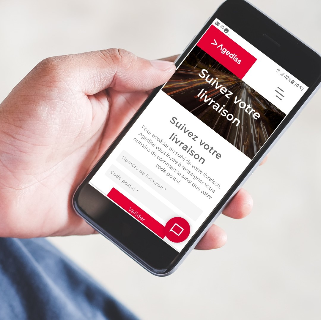 Agediss étend la digitalisation au service client